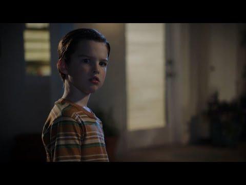 Georgie Stole the keys of Meemaw - Young Sheldon (Full HD)