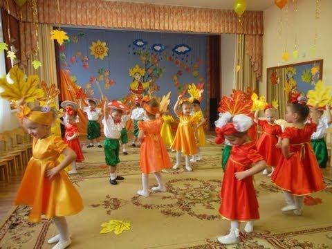 Праздник Зонтика. Младшая группа №7 МБДОУ №18 НАСТЕНЬКА г.Астрахани (видео)