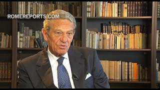 Joaquín Navarro-Valls har avgått ved døden i Roma