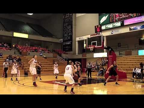 Women's Basketball Highlights vs. Central Washington (Nov.30)