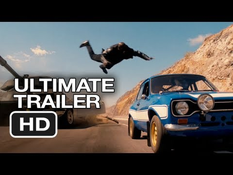 Vin Diesel - Buy Tickets for Fast and Furious 6: http://goo.gl/Y3nD5 Subscribe to TRAILERS: http://bit.ly/sxaw6h Subscribe to COMING SOON: http://bit.ly/H2vZUn Like us on...