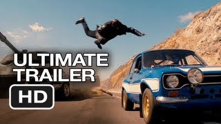 Nonton The Fast and Furious Ultimate Franchise Trailer (2013) Vin Diesel Paul Walker Car Movie HD Film Subtitle Indonesia Streaming Movie Download