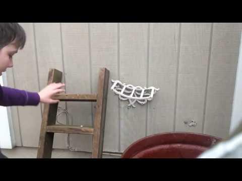 Ice barrel challenge