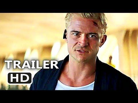 THE SHANGHAI JOB Official Trailer (2018) Orlando Bloom Movie HD