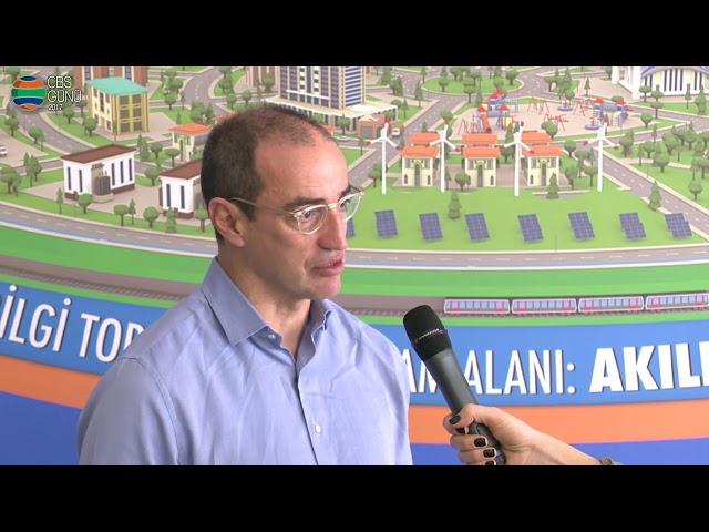Barselona Kentsel Dönüşüm Ajansı CEO Antoni Vives Röportajı