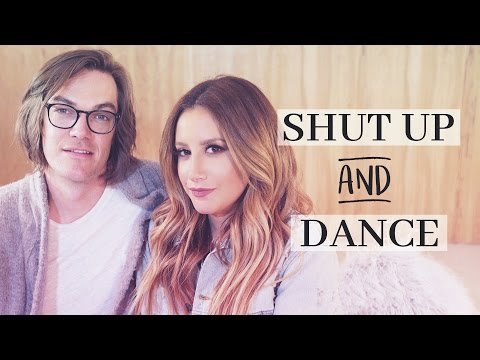 Shut Up and Dance Cover