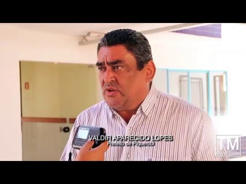 TMTV Inauguração Escola em Piquerobi