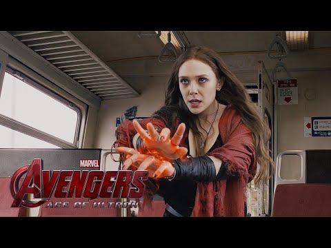 The Avengers:Age of Ultron - Captain America vs Ultron Part 2 HD