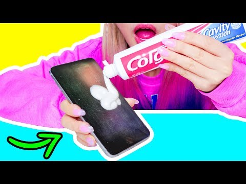 15 Toothpaste Life Hacks YOU SHOULD KNOW!