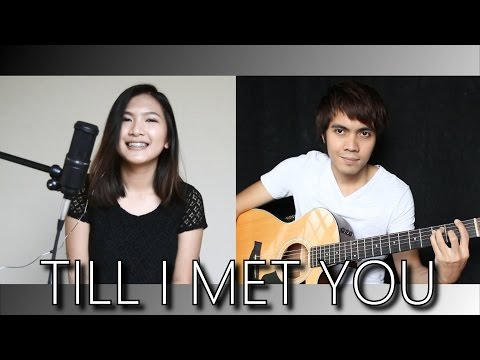Till I Met You - JaDine OST (cover by Ysabelle Cuevas and Ralph Jay Triumfo) (видео)