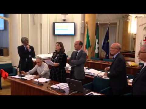 Vincenzi, la proclamazione ufficiale