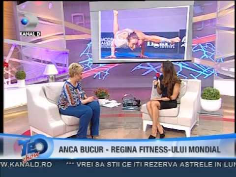 Anca Bucur @ Teo Show
