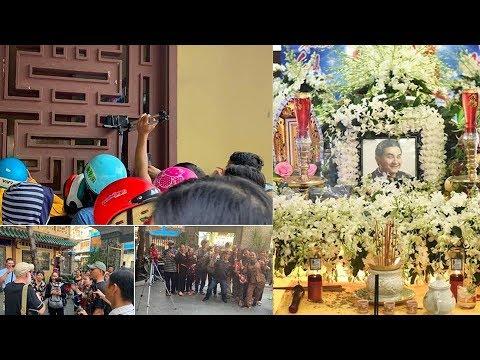 """Loạt sao Việt bức xúc khi youtuber làm """"náo loạn"""" cười nói rôm rả ở đám tang nghệ sĩ Anh Vũ - Thời lượng: 4 phút, 15 giây."""