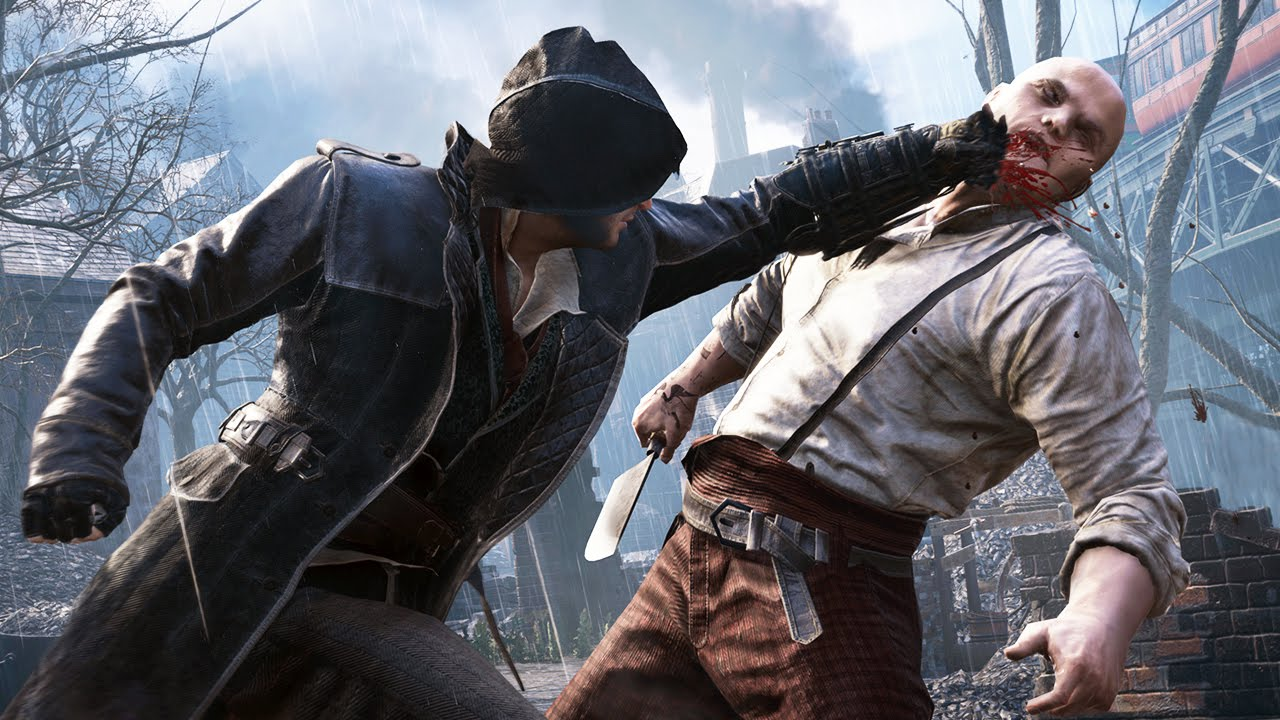 ASSASSIN'S CREED SYNDICATE Gameplay (HD) #VideoJuegos #Consolas