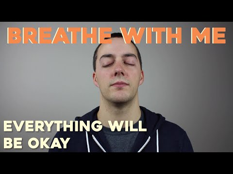 Guided Meditation For Anxiety - Everything Will Be Okay