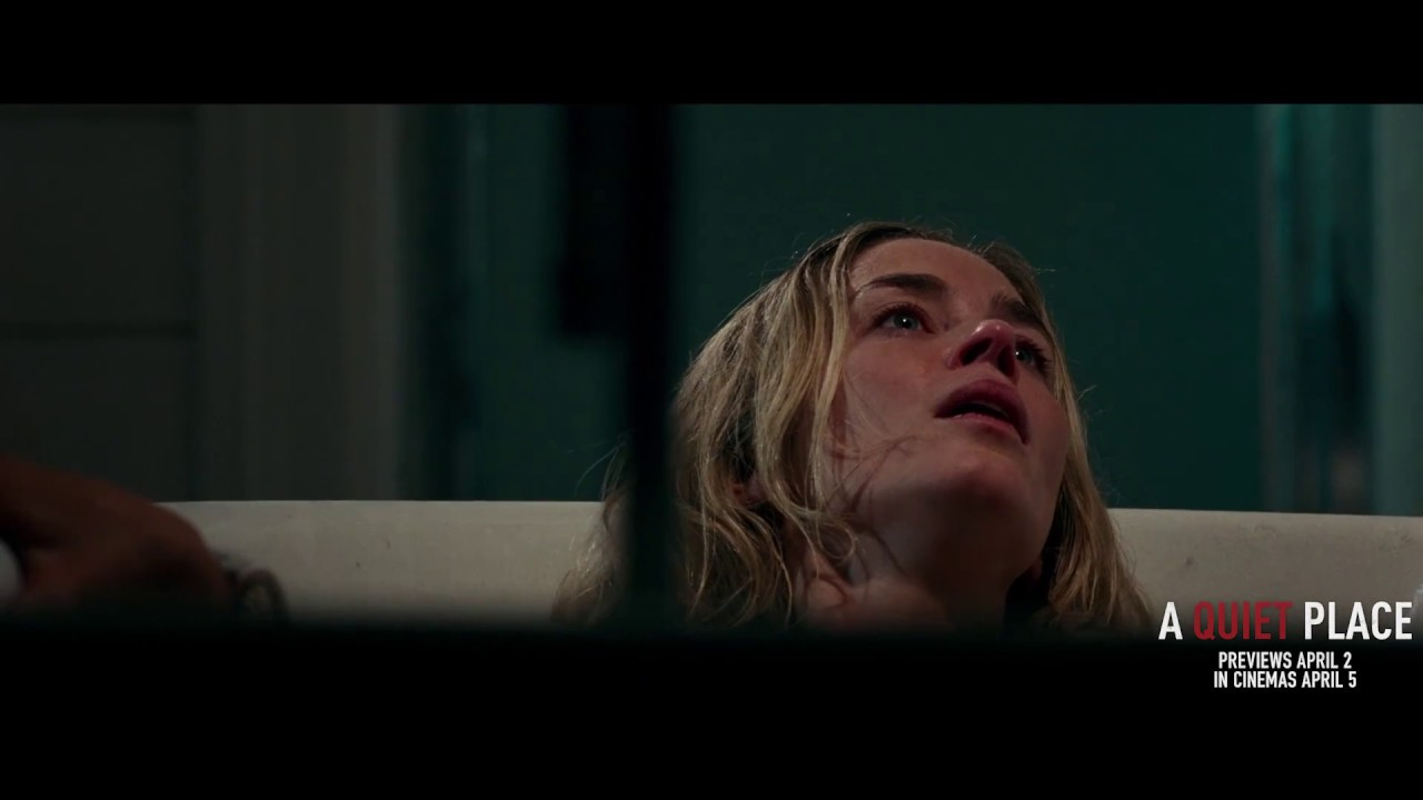 A Quiet Place | Bathtub | Paramount Pictures UK