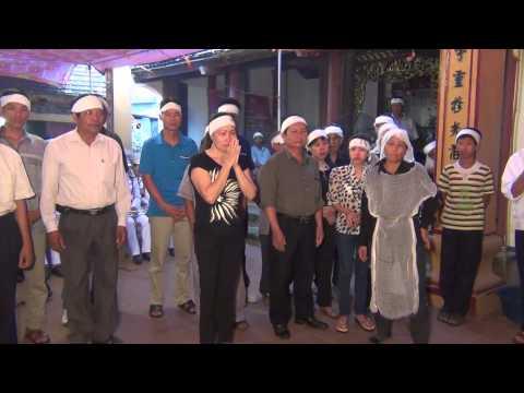 Lễ tang Cụ Phạm Văn Phú Tân Hưng Vĩnh bảo phần 1 – 3