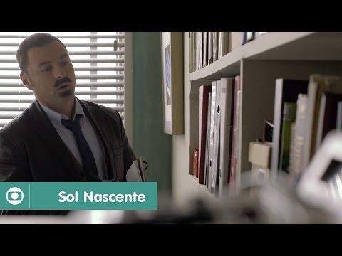 Sol Nascente: capítulo 128 da novela, quinta, 26 de janeiro, na Globo