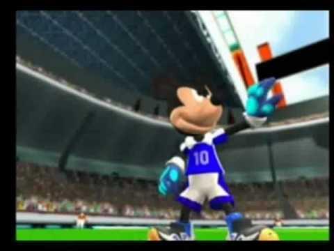 Disney Sports Football (GameCube) Intro
