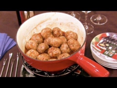 How to Make Classic Spanish Meatballs