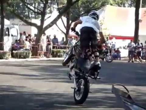 Wheeling em Santa Barbara do Oeste