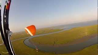 Nassawadox (VA) United States  City pictures : Powered Paragliding the Eastern Shore of Virginia - Paramotor Flying - GoPro