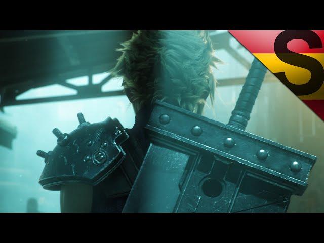 FINAL FANTASY VII REMAKE - Announcement Trailer (Sub. Español)