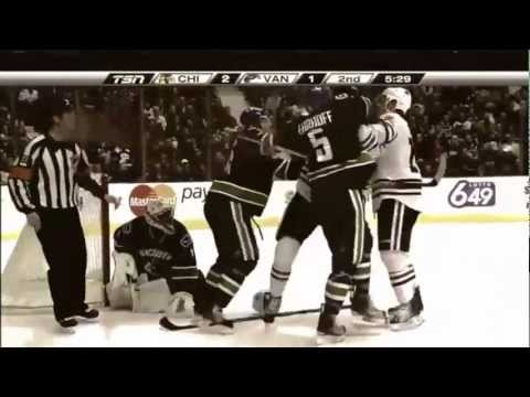 Vancouver Canucks – I Am a Champion Hockey Motivation Video by Pete Fry