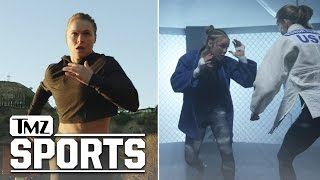 Nonton Ronda Rousey Heard The Critics    Watch Me Prove You Wrong   Tmz Sports Film Subtitle Indonesia Streaming Movie Download