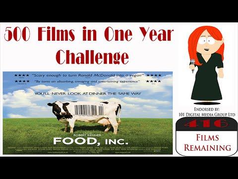 Film 85: Food Inc (2008)