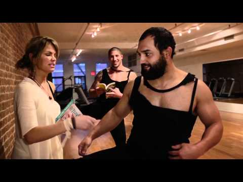 MMA Ballet - Mark Ecko, Featuring Lynne Koplitz
