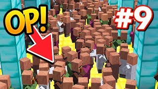 Nonton BEST VILLAGER FARM IN MCPE | Survival Island Pocket Edition #9 (MCPE/Windows 10) Film Subtitle Indonesia Streaming Movie Download
