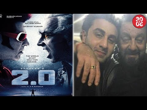 'Robot 2.0' Trailer Tease This Diwali | Why Sanjay