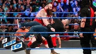 Nonton Top 10 SmackDown LIVE moments: WWE Top 10, November 14, 2017 Film Subtitle Indonesia Streaming Movie Download