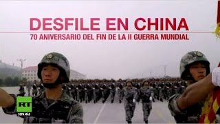 El grandioso desfile militar en China (Versión completa, comentado en español)