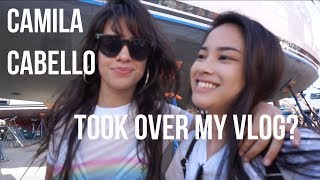 Download Video CAMILA CABELLO TOOK OVER MY VLOG? MP3 3GP MP4