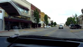 Parsons (KS) United States  city pictures gallery : Downtown Parsons, Kansas