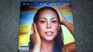 Unboxing Mariah Carey- Me. I Am Mariah... The Elusive Chanteuse (Target Edition)