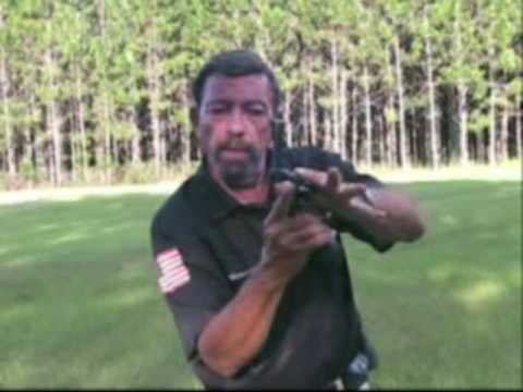 "037 Massad Ayoob Demonstrates the ""Stressfire"" reload for the Revolver"