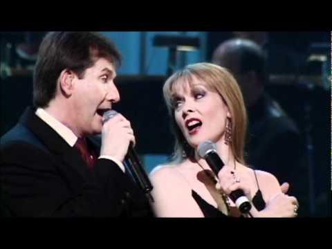 Tekst piosenki Daniel O'Donnell & Mary Duff - Harbor Lights po polsku