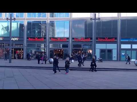 New Yorker - Shop Berlin Alexanderplatz - November  ...