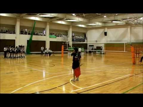 Team2014 第53回東京都中学校バレーボール春季大会 決勝 大崎中-八王子実践中