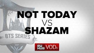 Shazam vs NT, game 1