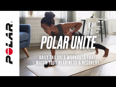Polar Unite | Daily Tailored Workouts That Match Your Readiness & Recovery