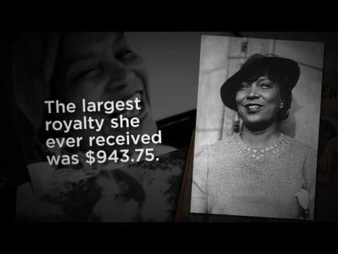 Zora Neale Hurston Prolific Author Who Died Alone and Poor
