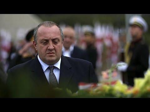 Γεωργία: Εκδηλώσεις για τα επτά χρόνια από τις συγκρούσεις με την Ρωσία