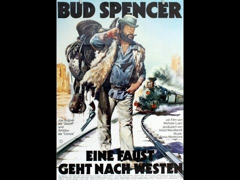 Bud Spencer: Eine Faust geht nach Westen [kompletter Film]