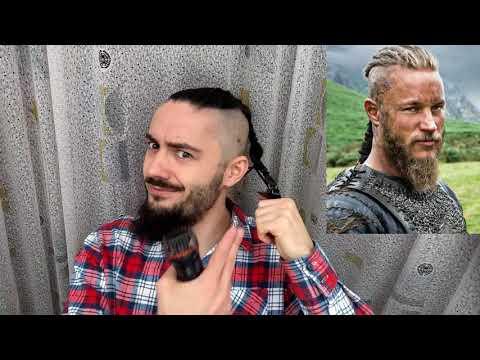 Beard styles - Vikings bear style  Vikings Haircut - how to trim a beard  like Travis Fimmel