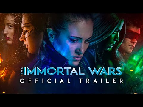 The Immortal Wars - Official Trailer