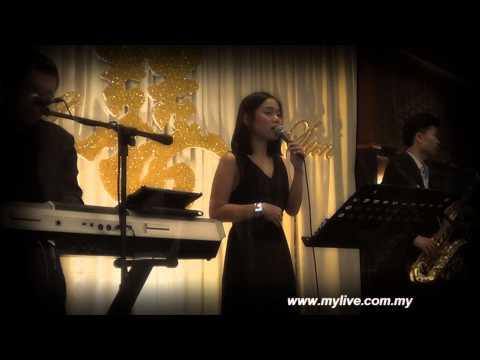 Wedding Live Band [Mylive Entertainment] 写一首歌 covered by Eva Heui
